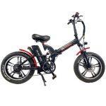 אופניים חשמליים סמארט בייק 48 וולט 20 אמפר Smart Bike FAT 48V קטן 1