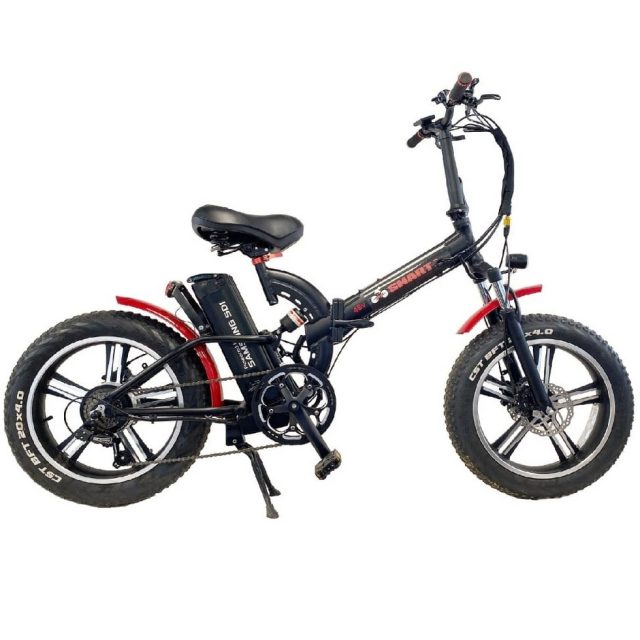 אופניים חשמליים סמארט בייק 48 וולט 20 אמפר Smart Bike FAT 48V 1