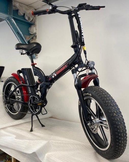 אופניים חשמליים סמארט בייק 48 וולט 20 אמפר Smart Bike FAT 48V 2