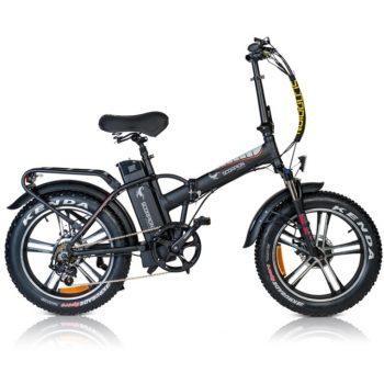 אופניים חשמליים 48 וולט 15.6 אמפר Scorpion Fat