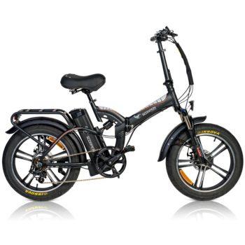 אופניים חשמליים שיכוך מלא 48 וולט 16 אמפר Scorpion Fat