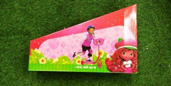 קורקינט 3 גלגלים של כוכבת הילדים תותית