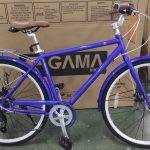 אופני עיר GAMA לגברים (/נשים) שלדה נמוכה קטן 1