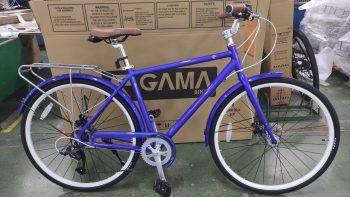 אופני עיר GAMA לגברים (/נשים) שלדה נמוכה