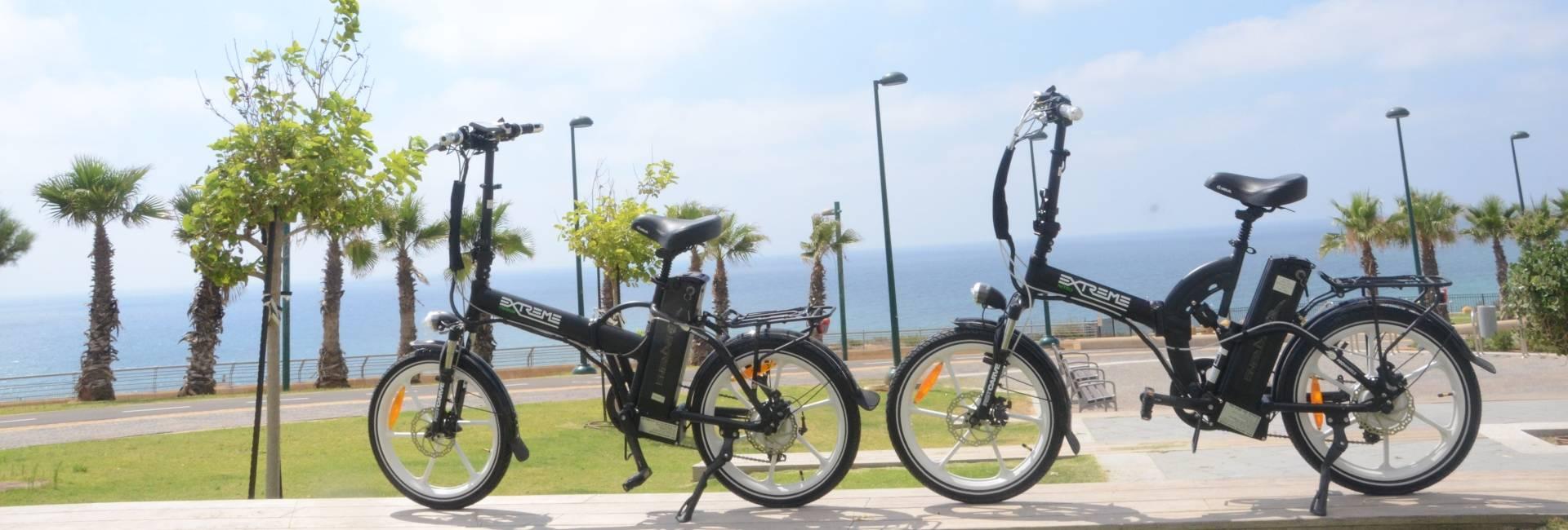 אופניים חשמליים  2