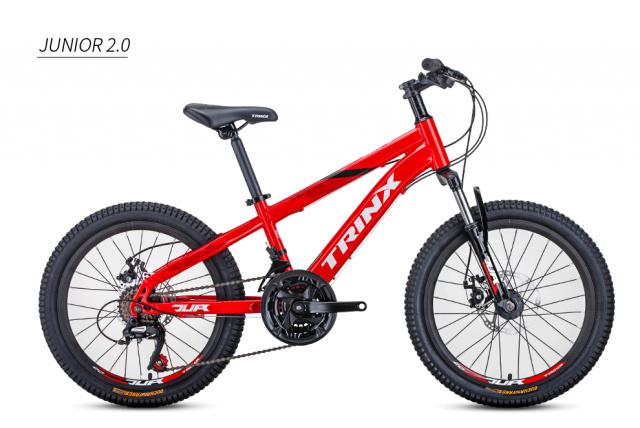 אופני הרים JUNIOR 2.0 מידה 20 אינץ 1