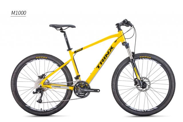 אופני הרים TRINX M1000 מידה 27.5 אינץ 1