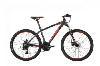 אופני הרים מידה 26 HACKER