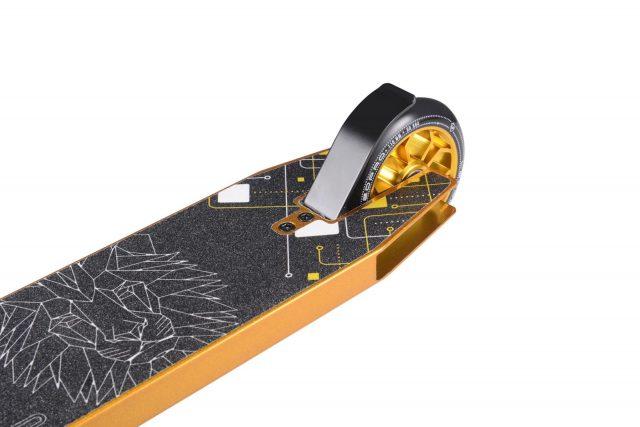 קורקינט פעלולים S6 זהב LEO PRO 3