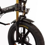 אופניים חשמליים  O.M.BIKE 18AH 48V שיכוך מלא קטן 6