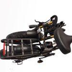 אופניים חשמליים  O.M.BIKE 18AH 48V שיכוך מלא קטן 5