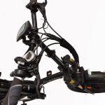 אופניים חשמליים  O.M.BIKE 18AH 48V שיכוך מלא קטן 3
