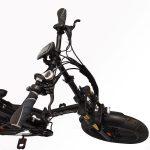 אופניים חשמליים  O.M.BIKE 18AH 48V שיכוך מלא קטן 2
