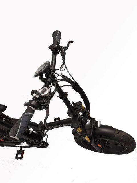אופניים חשמליים  O.M.BIKE 18AH 48V שיכוך מלא 2
